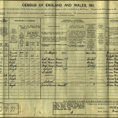 arthur gore family 1911