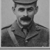 Captain James Lancaster, Monmouthshire Regiment