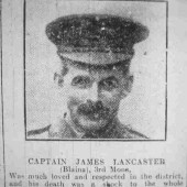 Captain James Lancaster