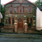 English Baptist Church, Tredegar