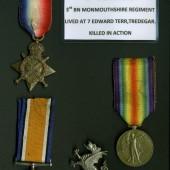 Corporal Albert Powles