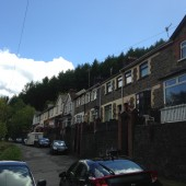 Cyril Place, Old Blaina Road, Abertillery