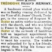 Monmouth Guardian 27 April 1917