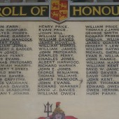 Princetown & Tafarnaubach Welcome Home Fund - Roll Of Honour