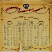 Llanhilleth Roll of Honour