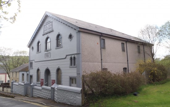 Siloh Uniting Church, Bridge Street, Tredegar