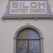 Siloh Baptist Church exterior - January 2015