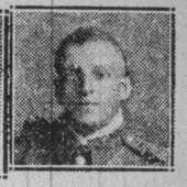 Private Albert Dimmick of Blaina