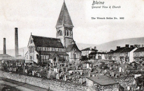 Saint Peter's Church, Blaina