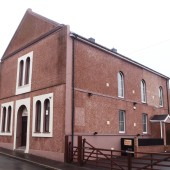 Congregational Chapel in Queen Street, Brynmawr