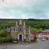 Cwm Wesleyan Methodist Church demolished 2012