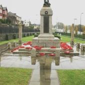 Ebbw Vale Civic War Memorial