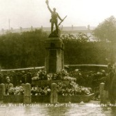 Ebbw Vale War Memorial 7pm, 24 Sep 1924