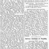 Merthyr Express 24 Sep 1921 Nebo Baptist War memorial dedication