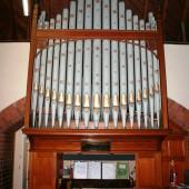 Memorial Organ - Saint David's Church, Beaufort, Ebbw Vale