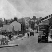 Current site 1950s