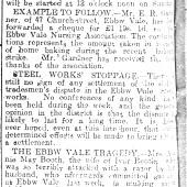 Merthyr Express 30 Aug 1919
