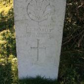 David John Bradley. Cefn Golau Cemetery, Tredegar. | Alan James