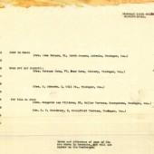 CWGC WW1 Graves - Monumental Inscriptions Part 2