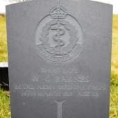 William George Barnes, Cefn Golau Cemetery, Tredegar.