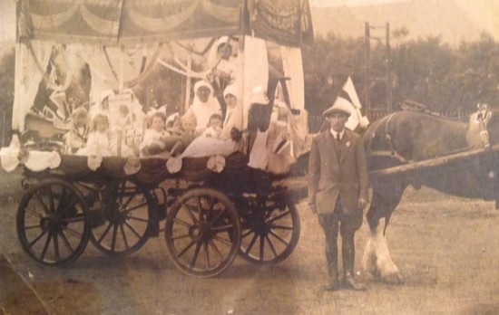 A Great Peace Carnival, Peace Day, Saturday 19 July 1919