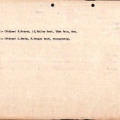 CWGC Graves Registration Report - Page 2