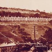 Cwmcnew & Regents Place, Llanhilleth