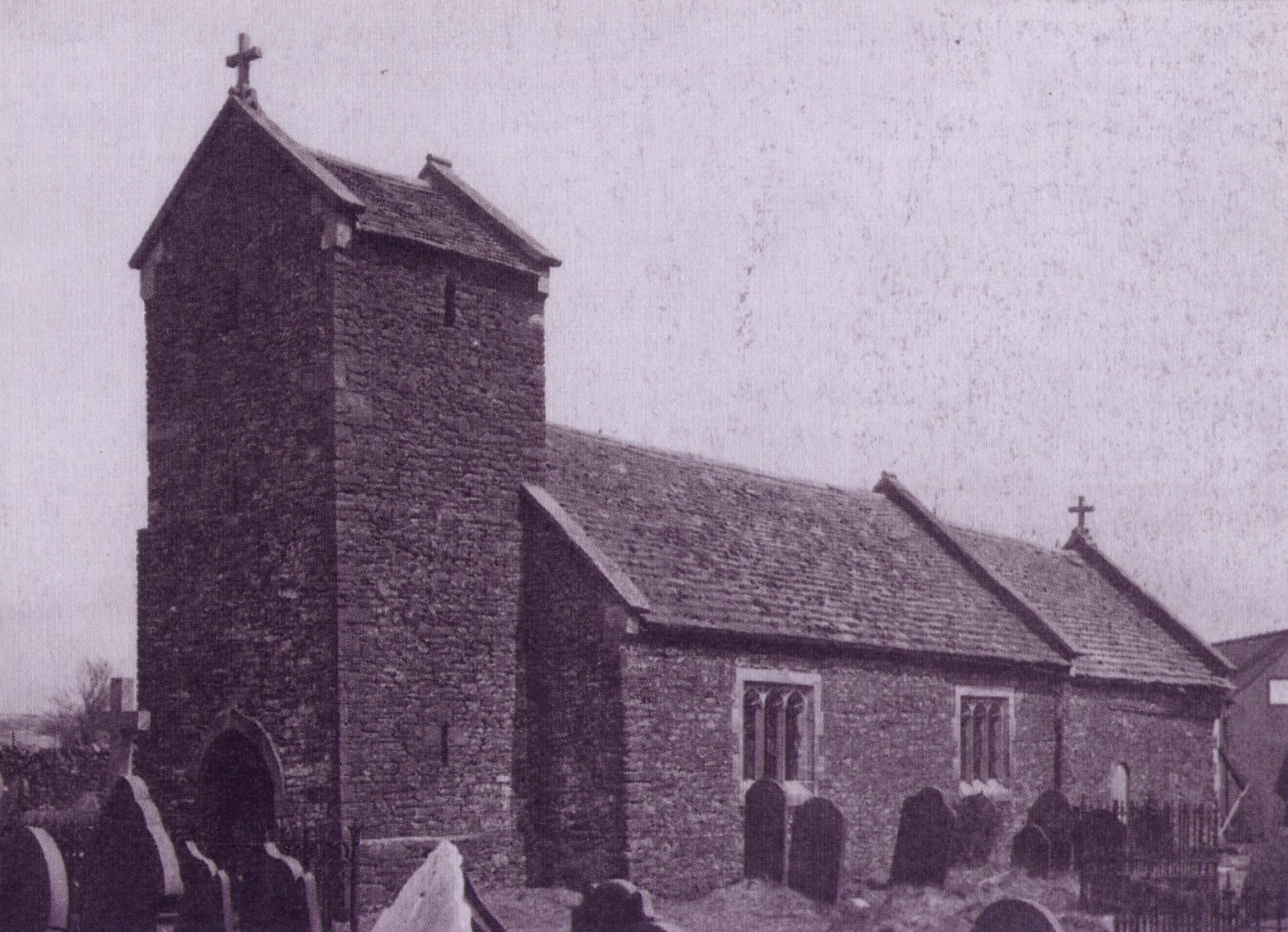 St. Illtyd's Church, Brynithel