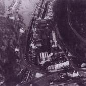 Aberbeeg aerial view
