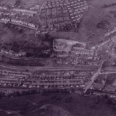 Aerial view of Llanhilleth 4