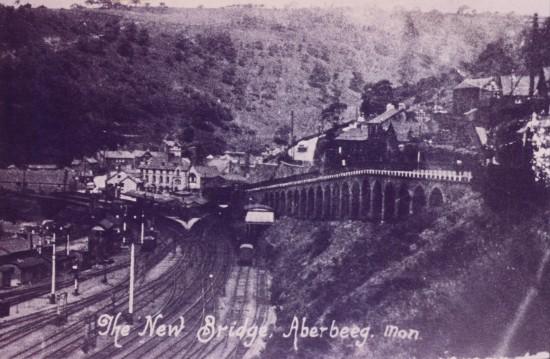 Aberbeeg - The New Bridge 1