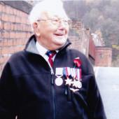 WWll Veteran Charles J. Sargeant DFM
