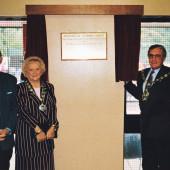Llanhilleth Pavilion Opening 1994