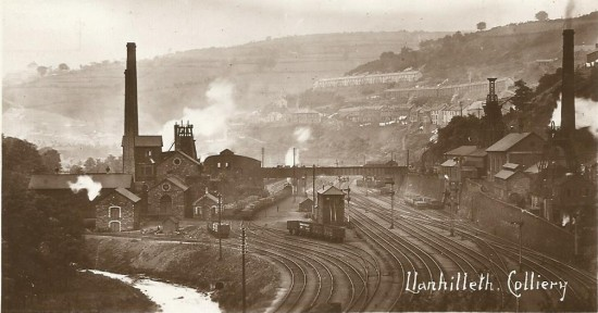 Llanhilleth Colliery