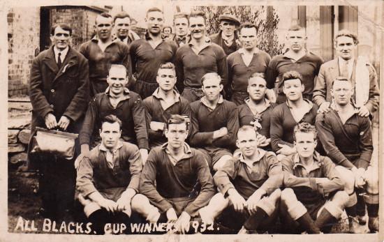 Llanhilleth All Blacks 1932