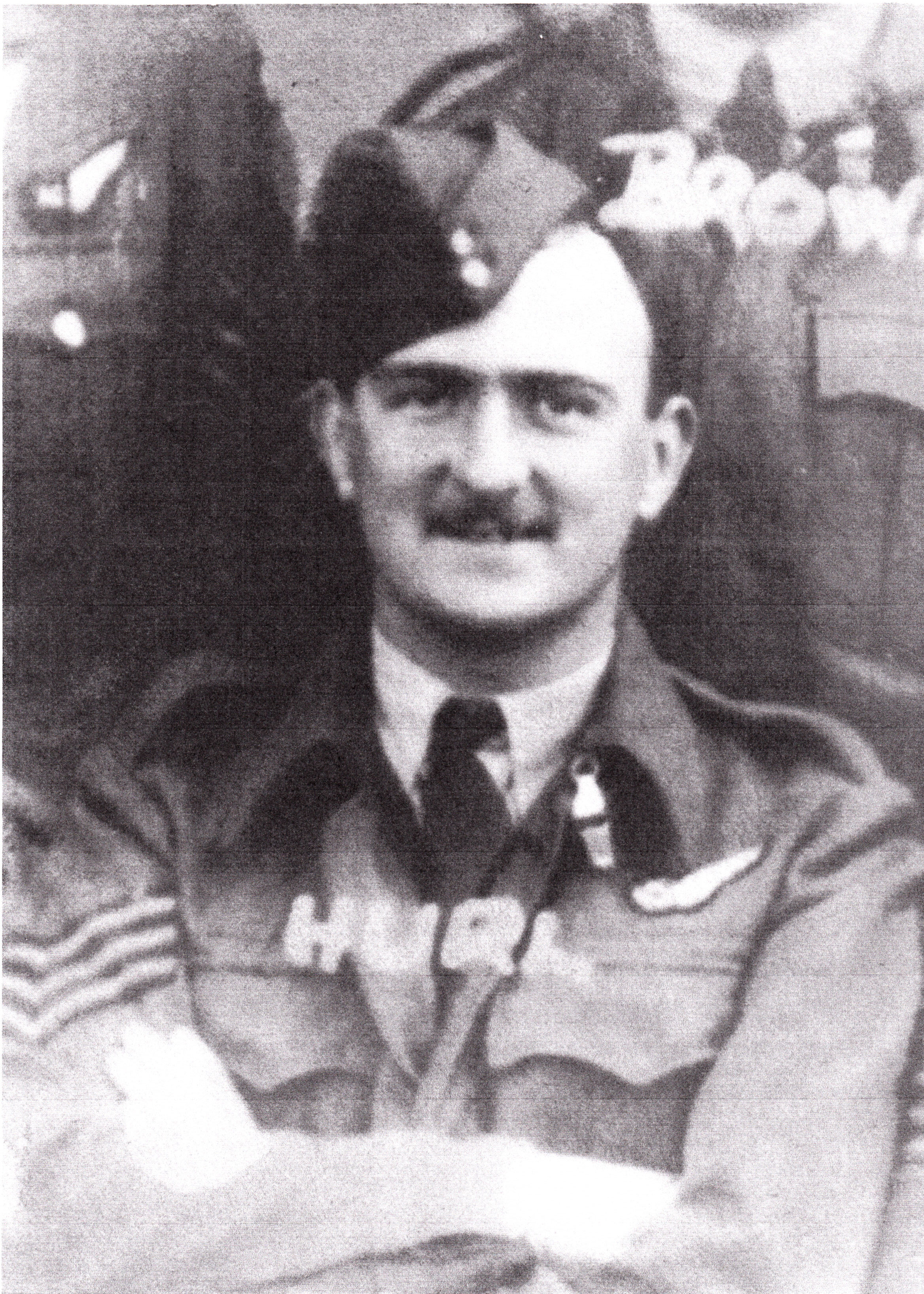 Escapes Dunkirk and joins Royal Air Force