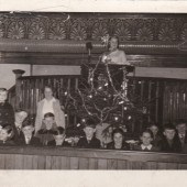 Zion Chapel Scholars 1954