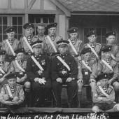 Llanhilleth St. John Ambulance Cadet Corp 1934