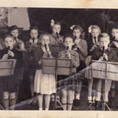 Old School Recorder group
