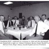 Llanhilleth RFC Centenary Celebration