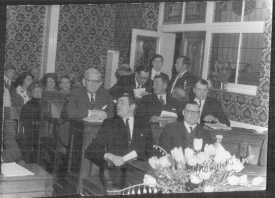 Annual meeting 1973 Tredegar U D C