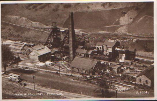 Pochin Colliery