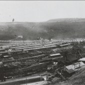 Ty Trist Colliery and the Tip