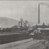 Ty Trist Colliery and Coke Ovens, 1950s