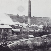 Ty Trist Colliery, c. 1910