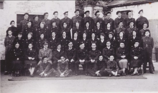 Tredegar Voluntary Services during 19391945 War.