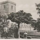 St Geoges Church Tredegar