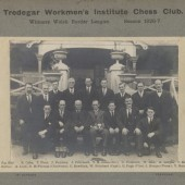 Chess Club Tredegar