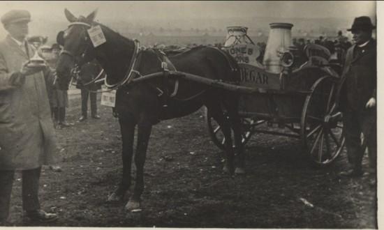 Tredegar Horseshow c.1927