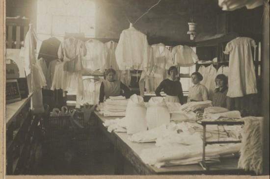 Tredegar Steam Laundry Ltd